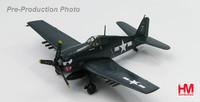 "Hobby Master: 1/72 HA1115 Grumman F6F-5 Hellcat White 7 ""Paper Doll"""