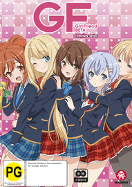 Girl Friend Beta Complete Series (Subtitled Edition) DVD