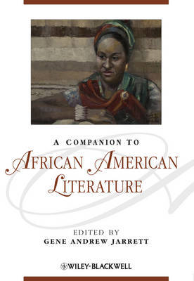 A Companion to African American Literature image