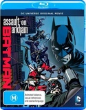 Batman: Assault on Arkham on Blu-ray
