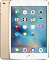 iPad mini 4 Wi-Fi 128GB (Gold)