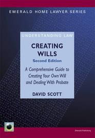 Creating Wills by David Scott image