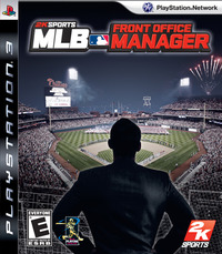 MLB Front Office Manager for PS3 image