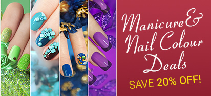 Manicure & Nail Colour Deals