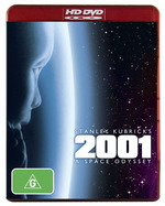 2001 - A Space Odyssey: Special Edition on HD DVD
