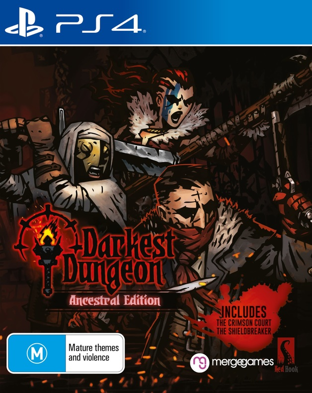 Darkest Dungeon for PS4
