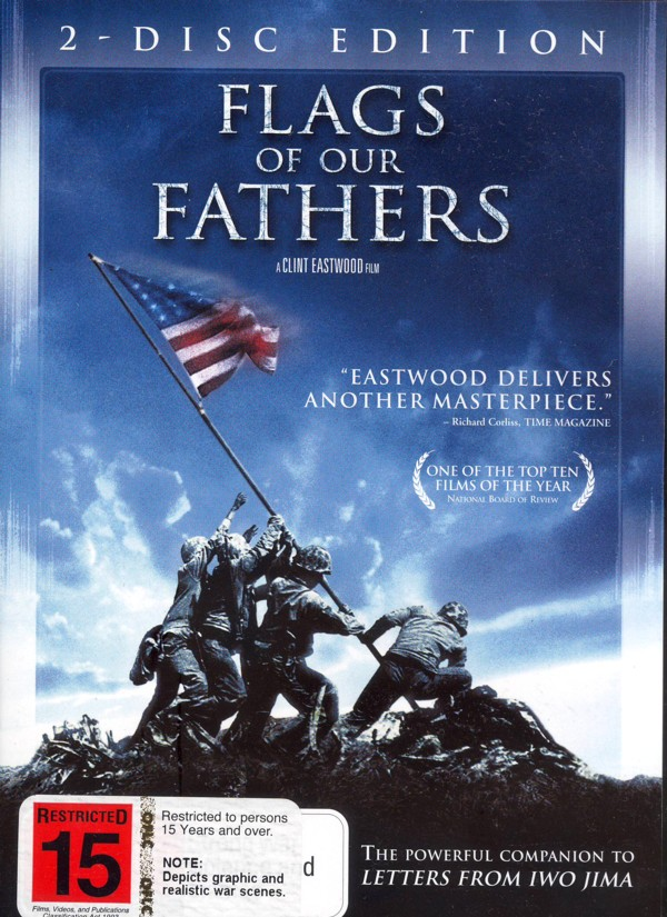 Flags Of Our Fathers (2 Disc Set) on DVD image