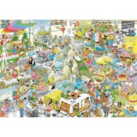 Holdson: 1000 Piece Puzzle - Van Haasteren (The Holiday Fair) image