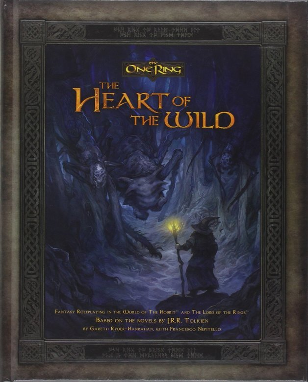 The One Ring RPG: The Heart of the Wild by Cubicle 7 Entertainment Ltd