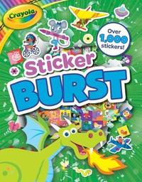 Crayola Sticker Burst by Buzzpop