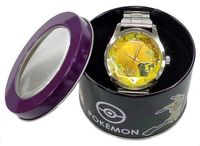 Pocket Monster Sun and Moon: Crystal Cut Wrist Watch Pikachu