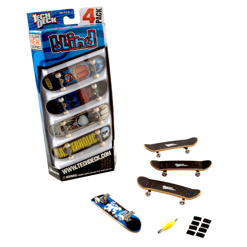 Tech Deck - Quad Skateboard Pack image, Image 1 of 1