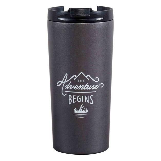 Gentlemen's Hardware: Travel Coffee Mug