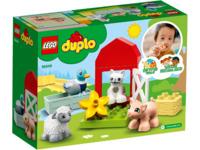 LEGO DUPLO: Farm Animal Care - (10949)