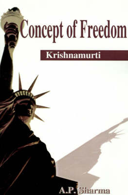 Concept of Freedom by A.P. Sharma image