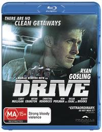 Drive on Blu-ray