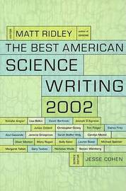 Best American Science Writing 2002 by Matt Ridley image