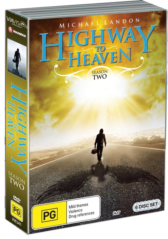 Highway to Heaven - Season 2 on DVD