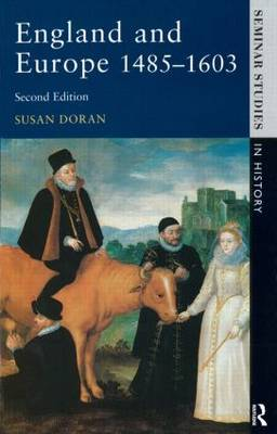 England and Europe 1485-1603 by Susan Doran image