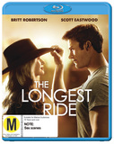 The Longest Ride on Blu-ray
