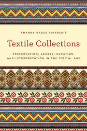 Textile Collections by Amanda Grace Sikarskie