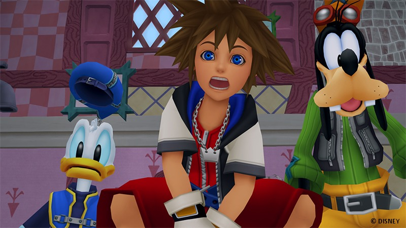 Kingdom Hearts HD 1.5 + 2.5 ReMIX for PS4 image