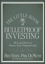 The Little Book of Bulletproof Investing by Ben Stein image