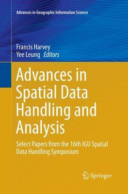 Advances in Spatial Data Handling and Analysis image
