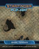 Starfinder RPG Flip Mat: Basic Terrain