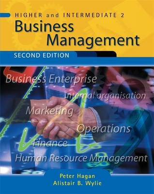Higher and Intermediate Business Management by Alistair Wylie image