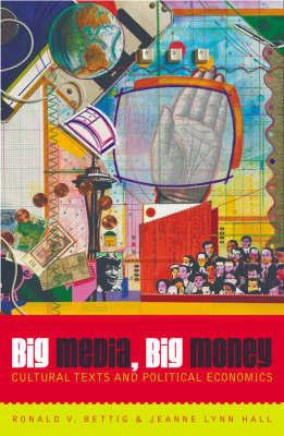 Big Media, Big Money by Ronald V. Bettig image