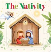 Connect-A-Book Nativity image