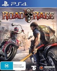 Road Rage for PS4