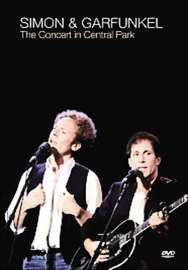 Simon & Garfunkel - The Concert In Central Park on DVD