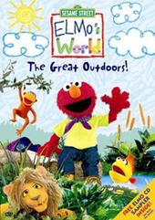Sesame Street: Elmo's World - The Great Outdoors! on DVD