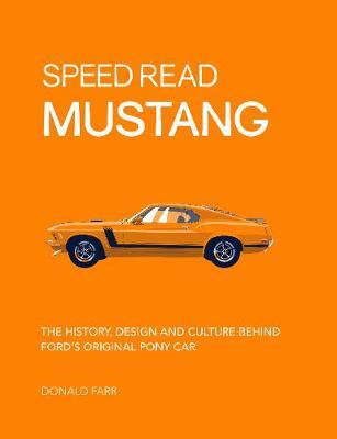 Speed Read Mustang by Donald Farr image