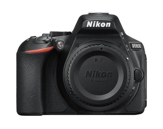 Nikon D5600 DSLR Body