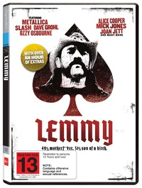 Lemmy on DVD