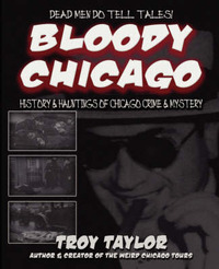 Bloody Chicago by Troy Taylor image