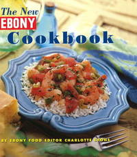 New Ebony Cookbook by Charlotte Lyons image