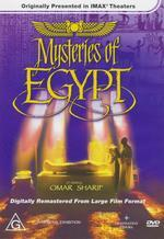 Imax Mysteries Of Egypt on DVD
