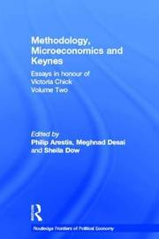 Methodology, Microeconomics and Keynes by Victoria Chick image