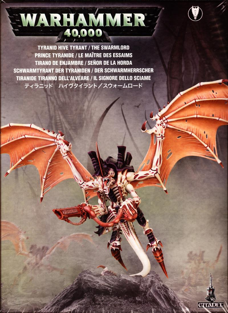 Warhammer 40,000 Tyranid Hive Tyrant / The Swarmlord image