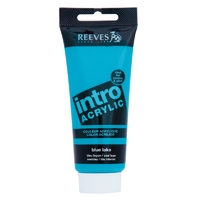 100ml Reeves Intro Acrylic - Blue Lake