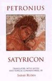 Satyricon by Petronius Arbiter