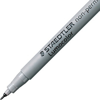 Water Soluble Marker Black
