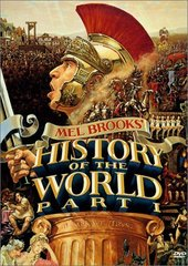 History Of The World Part 1 (Mel Brooks') on DVD