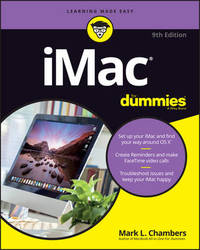 iMac For Dummies by Mark L Chambers