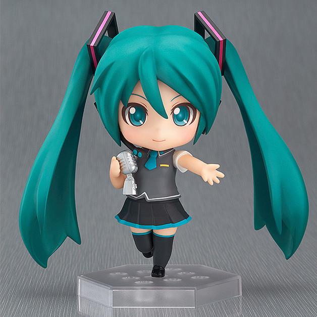 Hatsune Miku: Ha2ne Miku - Nendoroid Co-de Figure