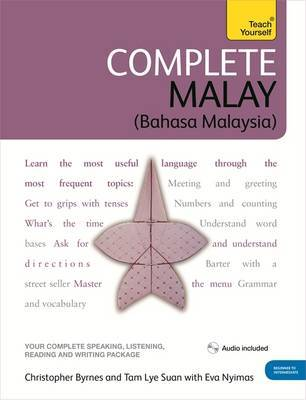 Teach Yourself Complete Malay (Bahasa Malaysia) by Christopher Byrnes image